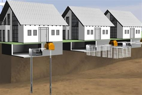 impianto a pavimento rehau impianto geotermico per la climatizzazione