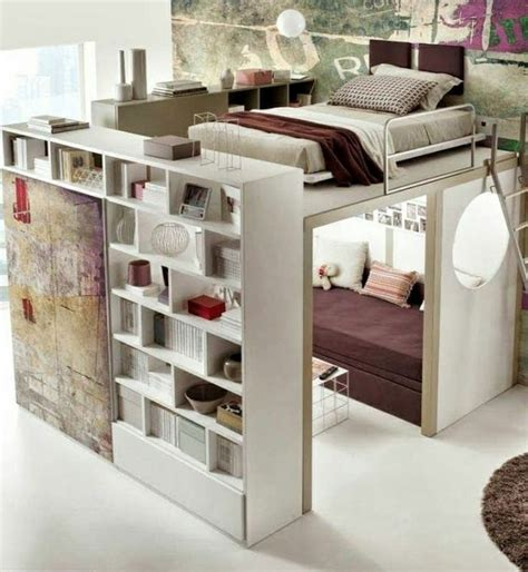 chambre mezzanine ado le lit mezzanine ou le lit superspos 233 quelle variante