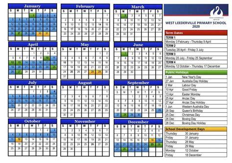 calendar wlps