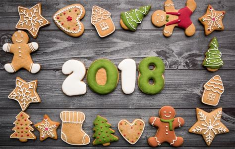 new year 2018 singapore cookies wallpaper food 2018 new year