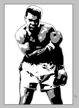 36x48 3 layer stencil of 89 best vectorportrait images on pinterest silhouettes