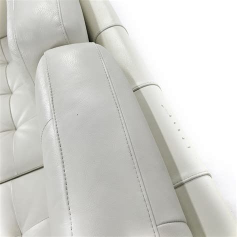 white leather sofa bed ikea 50 off ikea white leather couch sofas