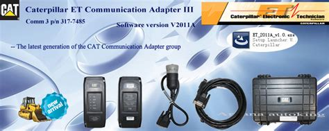 CAT Caterpillar ET Diagnostic Adapter Communication ... J1708