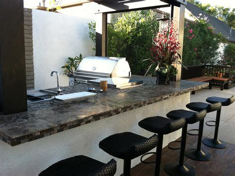 modern outdoor kitchens cheap outdoor kitchen ideas hgtv