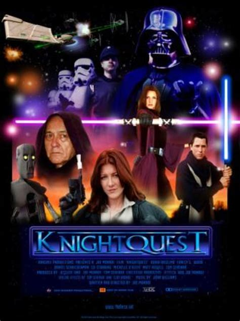 star wars fan film star wars fan made film knightquest geektyrant