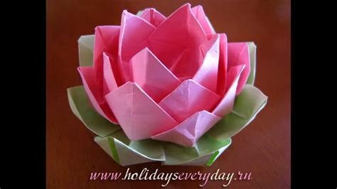 Origami Master Class Flowers - origami master class flowers gallery craft decoration ideas