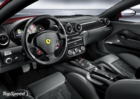 cool cars 599 gtb fiorano interior pictures