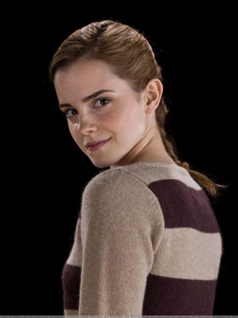Hermione Granger Hairstyles by Hermione Granger And Braid 831046 Coolspotters