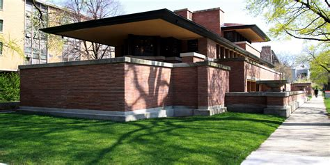 robie house frank lloyd wright died 55 years ago but his legacy lives on in these stunning