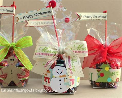 christmas treat bags christmas treats and treat bags on