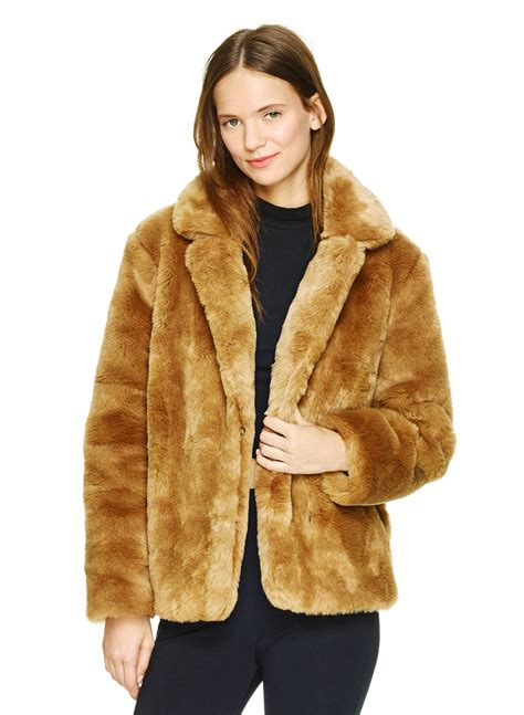 faux fur best the best faux fur coats jacketin