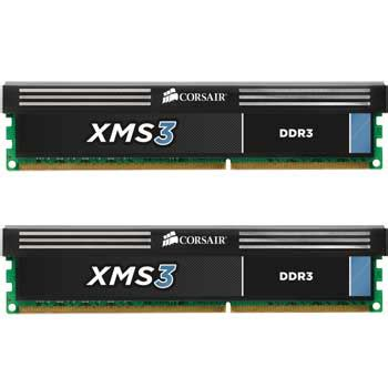 Ram 4gb Dual Channel Ddr3 corsair memory xms3 classic 4gb ddr3 1600 mhz cas 9 dual channel desktop sandybridge ready
