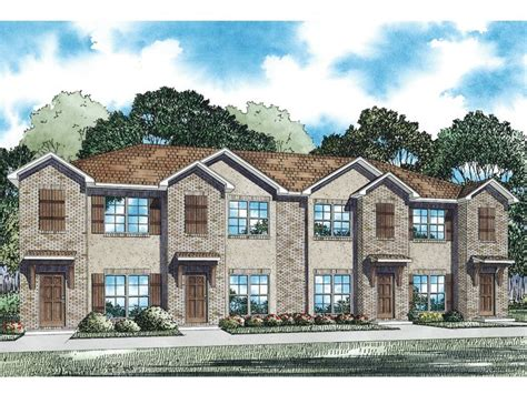 multi family home design apartment plans multi family home design 025m 0093 at