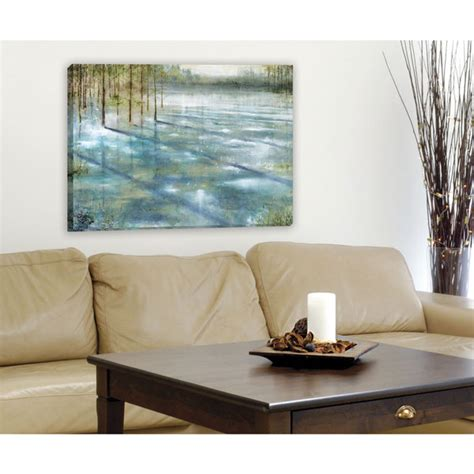 Large Framed Wall