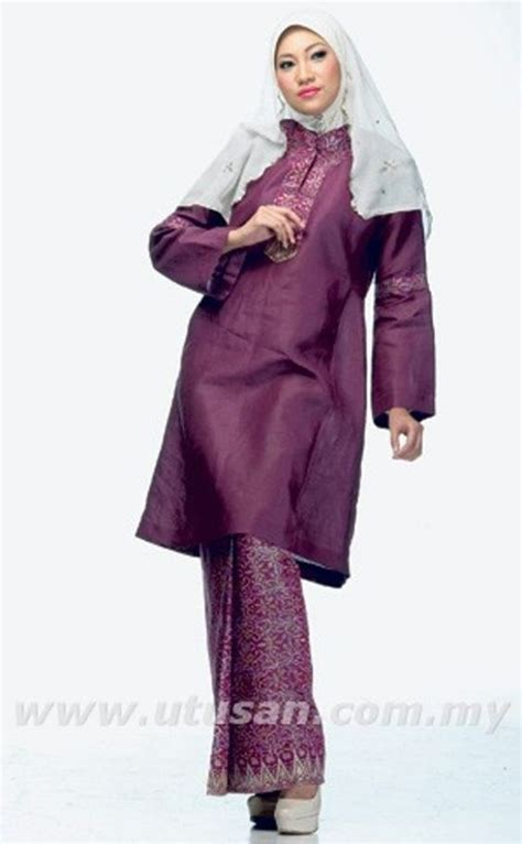 Baju Songket Modern baju kurung sulaman kelingkan dan songket traditional costume baju kurung