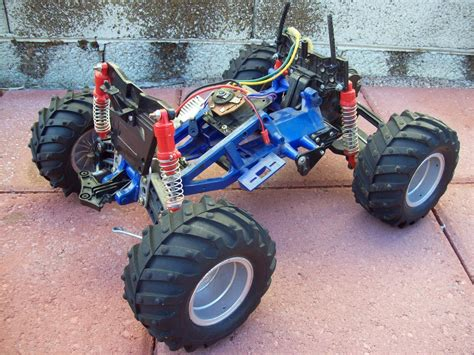 tamiya blackfoot ampro orv chassis upgrades and err upgraded upgrades