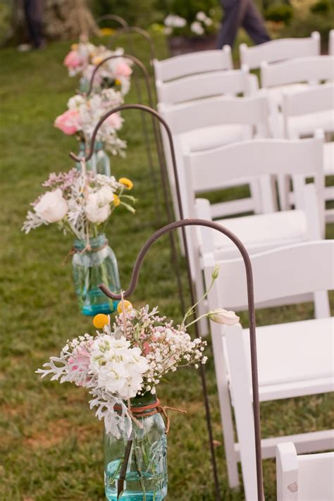 Wedding Decor by Rustic Outdoor Wedding Decoration Ideas
