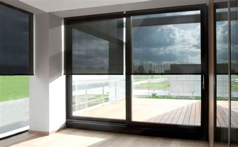 cortinas enrollables screen cortinas roller black out y screen ideas dise 241 o de