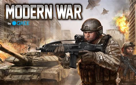 modern war by gree android apps on play