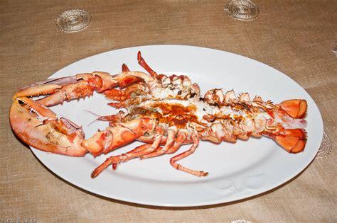 Ricetta Per Cucinare L Astice by Astice Con Panna E Paprika Al Gratin Ricette Di Cucina