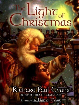 the light of christmas by richard paul evans reviews