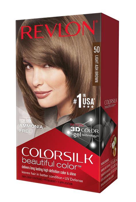revlon brown hair color revlon colorsilk haircolor ash