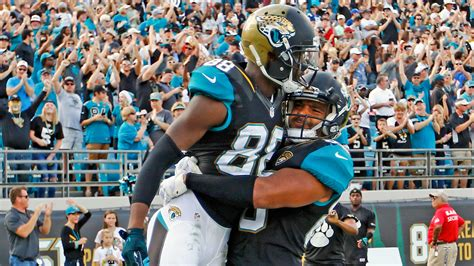 Jacksonville Records Jacksonville Jaguars Showing Offensive Promise As
