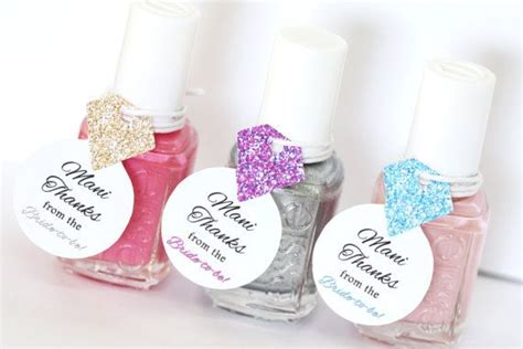 Nail Baby Shower Favor by Best 25 Nail Favors Ideas On Baby Nail
