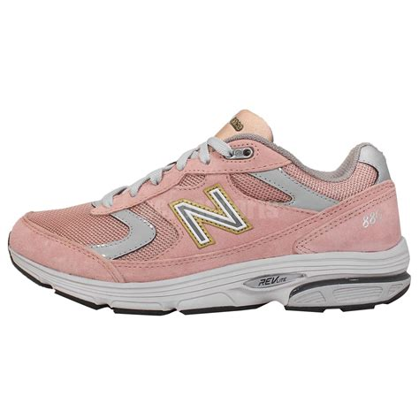 wide womens sneakers new balance ww880rp2 d wide revlite pink womens sneakers