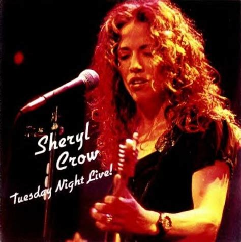 Sheryl Live At El Theatre by Sheryl Tuesday Live Warfield Theatre