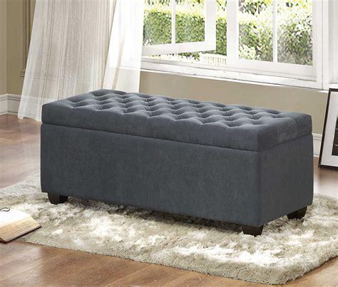 bed bath and beyond monrovia storage bench fabric homelegance colusa lift top storage