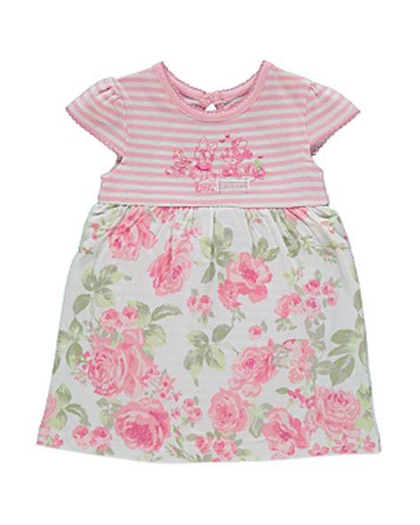 Flowery Dress Minnie Mouse 3th Disney Minnie Mouse Floral Dress With Bodysuit Baby