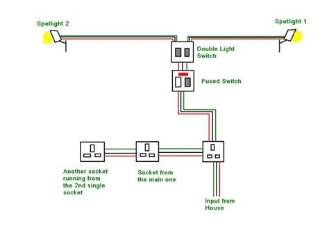fused spur wiring diagram efcaviation