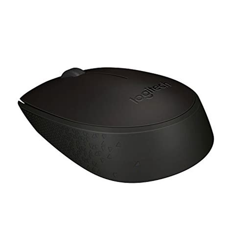 Mouse Logitech B170 logitech b170 black wireless mouse price in india compare