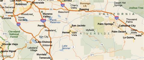County Of Riverside Search Riverside County Map My