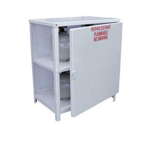 beacon world class propane storage cabinet propane