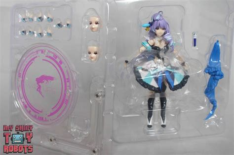 Bandai S H Figuarts Mikumo Guynemer Macross Delta my shiny robots toybox review s h figuarts mikumo guynemer