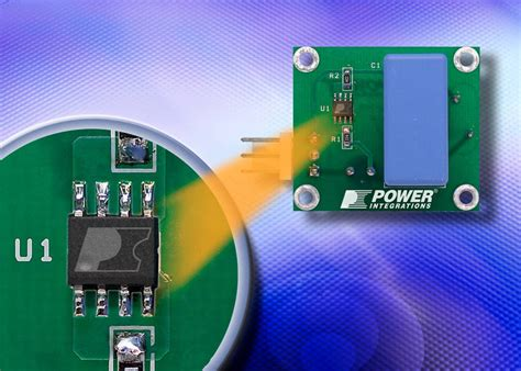 ac capacitor power supply power integrations new capzero tm ics automatically and safely discharge x capacitors