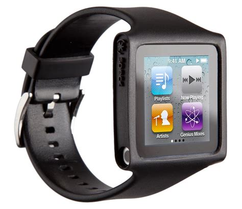Your Ipod Would You More If You Carried It In One Of These Handbags by Speck Timetorock Ipod Nano 6g Wristband Gadgetsin