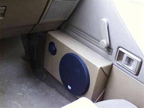 Door To Door Pods by Door Pods Audi A3 Door Pods For 4 6 5 U0027s Car Audio