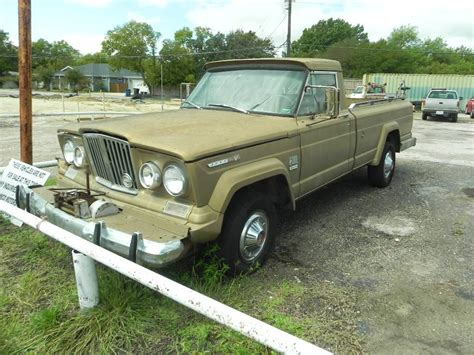 1966 jeep gladiator 1966 jeep gladiator for sale hotrodhotline