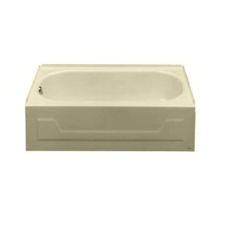 54 bathtub american standard american standard 0139 011 021 bone mackenzie 54 quot enameled