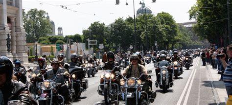 Motorrad Sport Hiller by 1 Vienna Harley Days Event