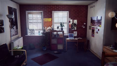 behind the bedroom wall by max fuecker image maxroomfrontside jpg life is strange wiki