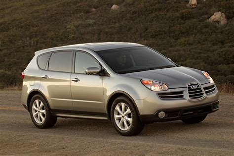 2006 subaru tribeca a preview