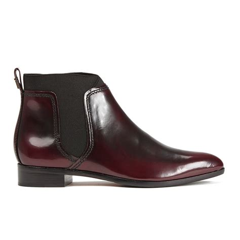 ted baker s maki leather chelsea boots