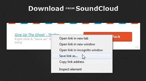 download mp3 from soundcloud url how to download mp3s from soundcloud part 2 use