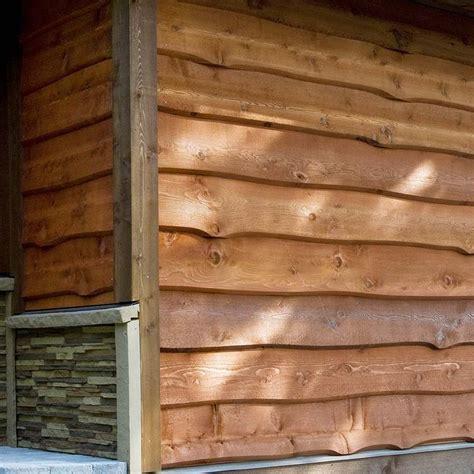 haida skirl wavy cedar siding ideas   house