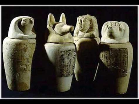 vaso canopo vasos canopos religi 243 n egipcia