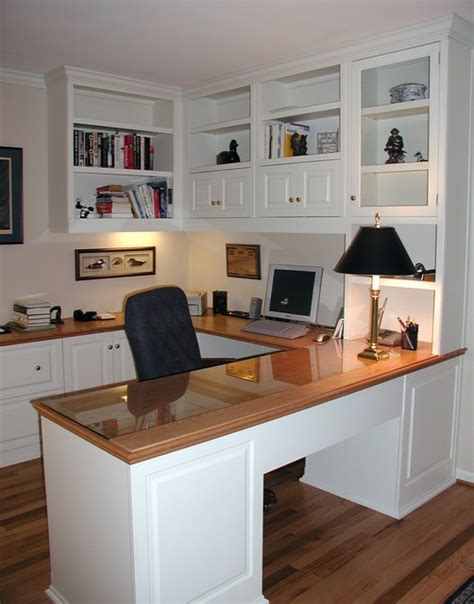 Built In Desk Ideas For Home Office Built In Cabinets Traditional Home Office Other Metro By Brave Custom Woodworking